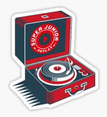 Suju Stickers | Redbubble