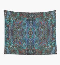 Galactic Storm Trio Mosaic III Original Wall Tapestry