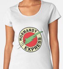 The Planet Express Parody: Mass Effect Premium Scoop T-Shirt