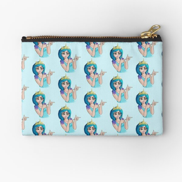 Meme queen Zipper Pouch