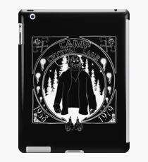 Camp Crystal Lake iPad Case/Skin