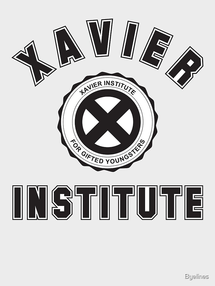 XAVIER INSTITUTE FOR GIFTED YOUNGSTERS by Byelines