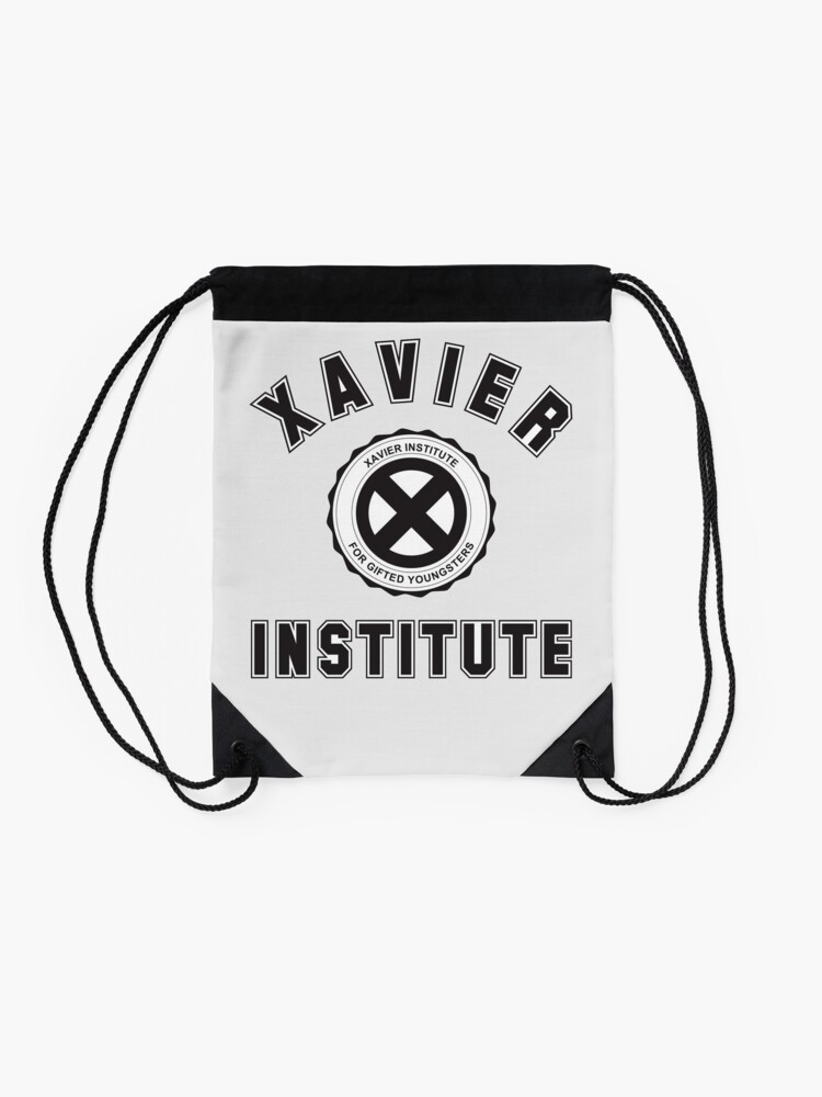 Alternate view of XAVIER INSTITUTE FOR GIFTED YOUNGSTERS Drawstring Bag