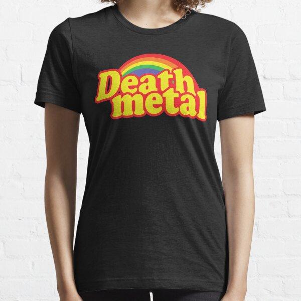 Death Metal Parodie T-shirt essentiel