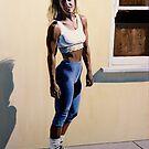 Cali Girl by Paul Erlandson
