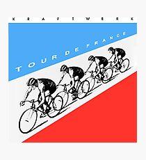 Kraftwerk Tour de France Photographic Print