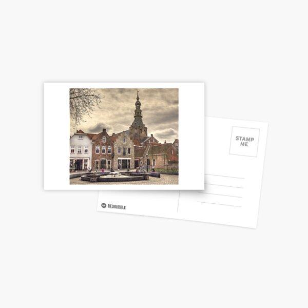 A medieval atmosphere Postcard