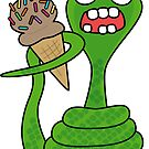 angry zombie cobra by shortstack