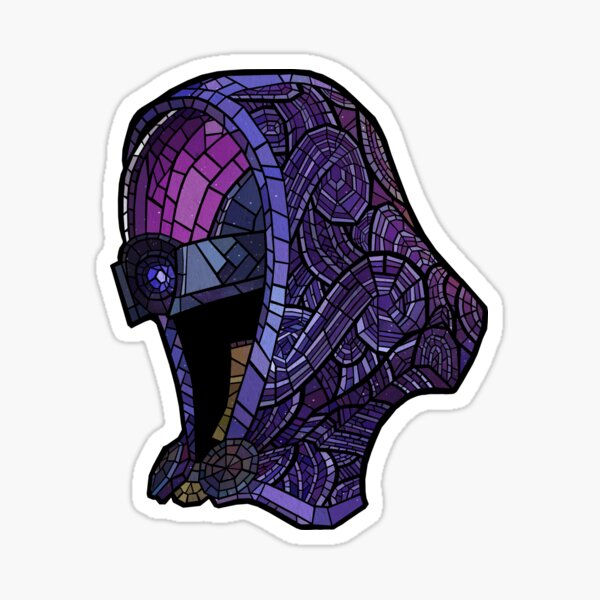 Tali'Zorah vas Normandy Sticker
