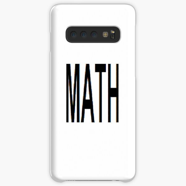 Math, Mathematics, Science, #Math, #Mathematics, #Science Samsung Galaxy Snap Case