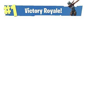 Fortnite Victory Royale - Dab by zaktravel99