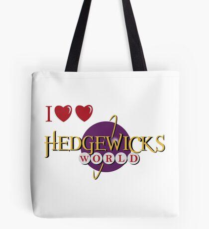 Love Love Hedgewick's World Tote Bag