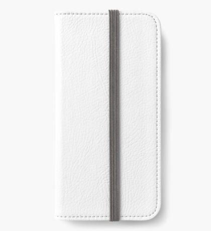 Cute Dragon Grey iPhone Wallet