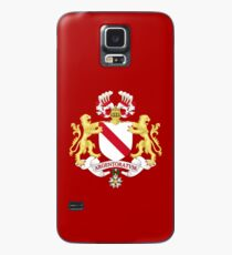 Greater coat of arms of Strasbourg, France Case/Skin for Samsung Galaxy