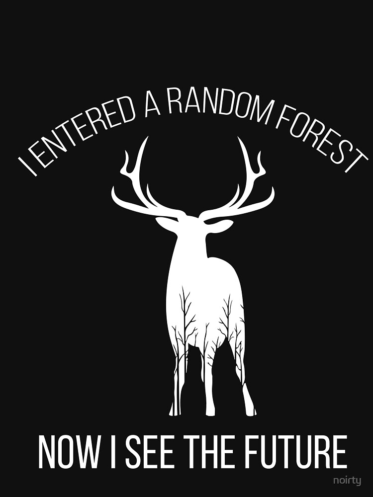 Random Forest Machine Learning For Data Scientists by noirty