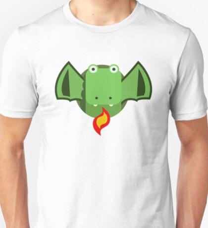 Cute Dragon Green T-Shirt