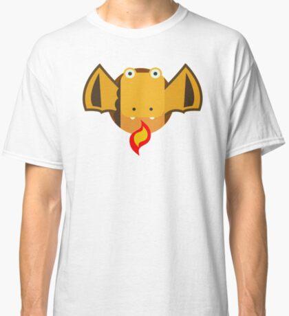 Cute Dragon Orange Classic T-Shirt