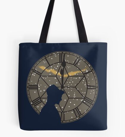 Time of The Doctor Tote Bag