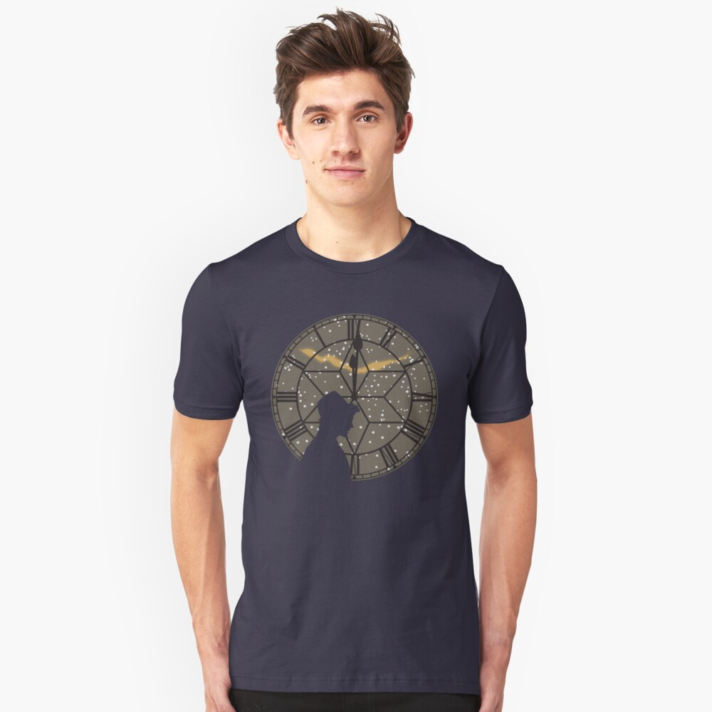 Time of The Doctor Slim Fit T-Shirt