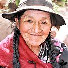Sucre, Bolivia, 2009 by Tash  Menon
