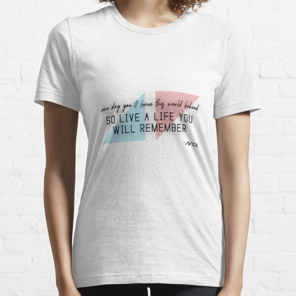 A tribute to AVICII (quote) Essential T-Shirt