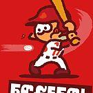 Splatfest 2 Team Baseball v.1 by KumoriDragon
