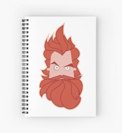Tormund Spiral Notebook