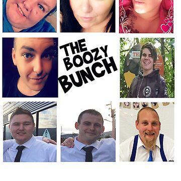 The Boozy Bunch  by mickeyjay2188