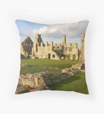 Eggleston Abbey Throw Pillow
