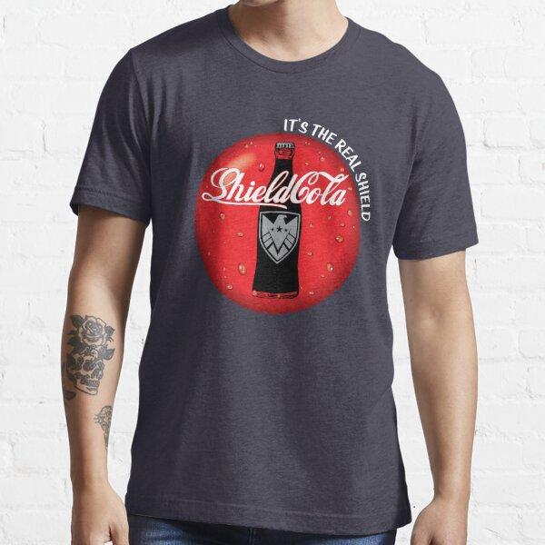 Real SHIELD Cola Essential T-Shirt