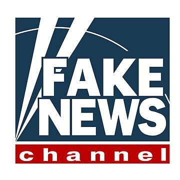 Fake News Channel by mbftees