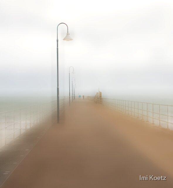 Artscape......Pier in Adelaide........... by Imi Koetz