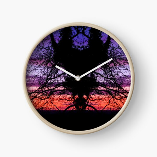 Dear Tree Spirits Clock