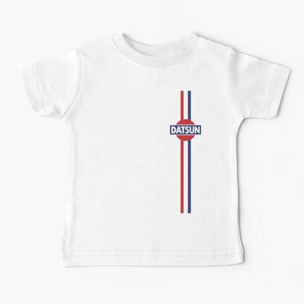 Baby Datsun Racing Crew Shirt Baby T-Shirt