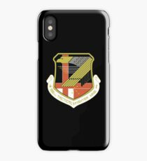 Yellow Squadron iPhone Case/Skin