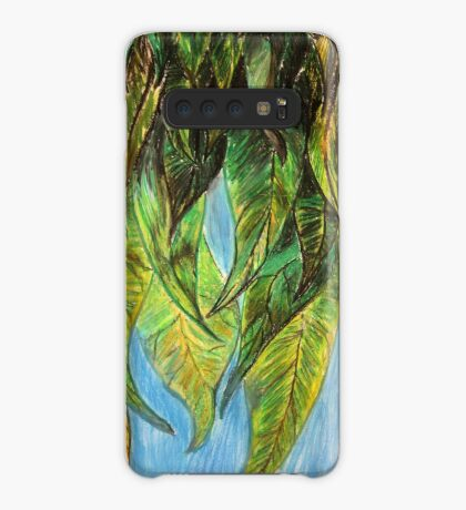 Leaves Case/Skin for Samsung Galaxy