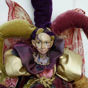 Iwiki Doll by MardiGCalero