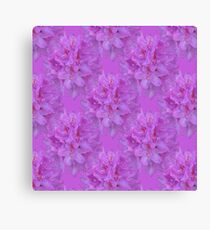Rhododendron Bouquet 3 Canvas Print