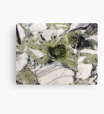 Green Quartzite 3 Canvas Print