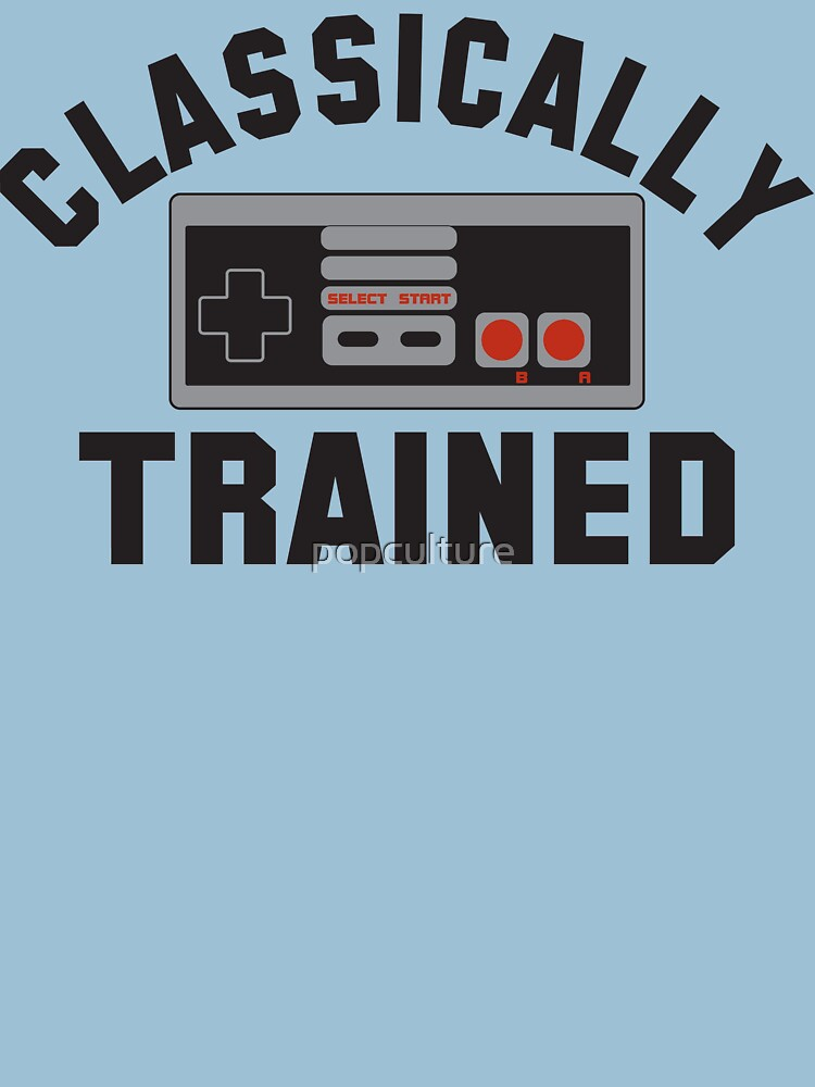 Classically Trained Nintendo T-Shirt | Unisex T-Shirt