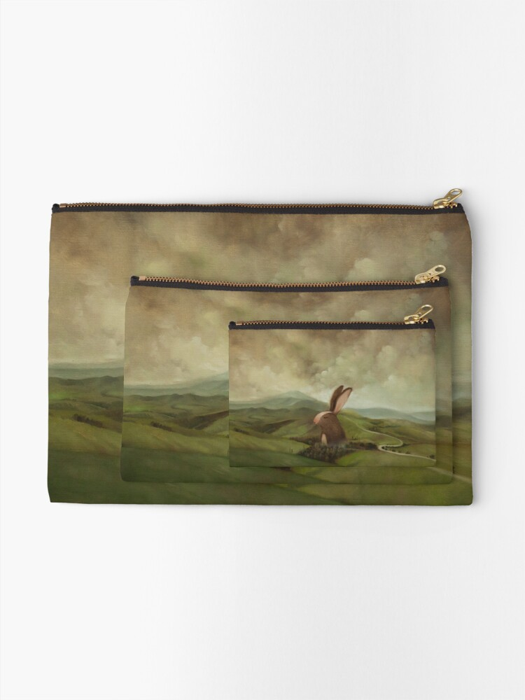 Alternate view of Stufatino Zipper Pouch