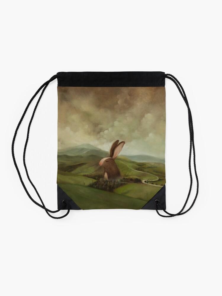 Alternate view of Stufatino Drawstring Bag