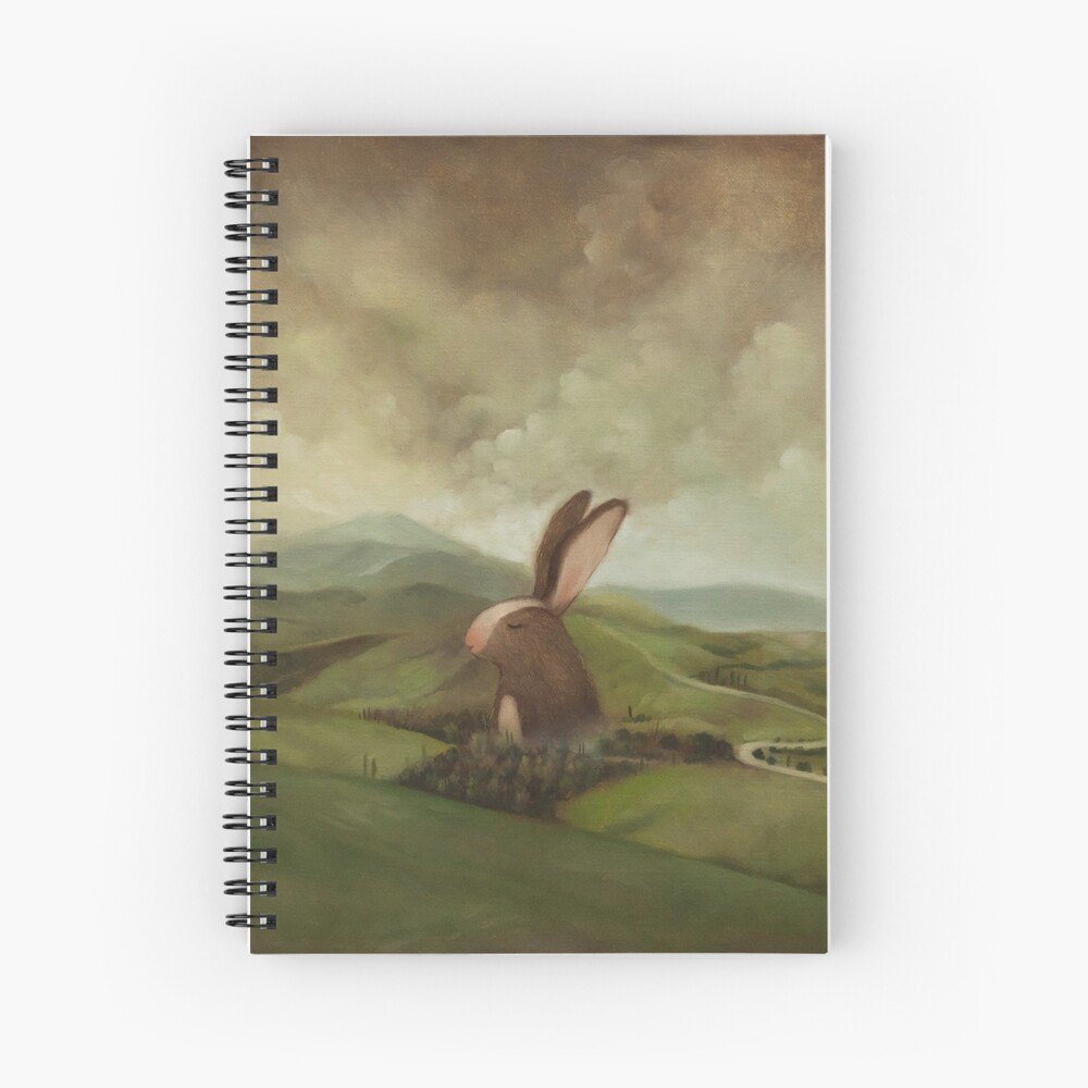 Stufatino Spiral Notebook