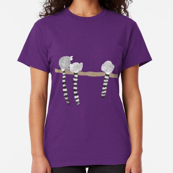 Lemurs Classic T-Shirt