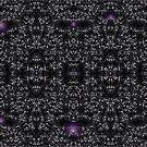 27 Purple Bubbles by TeriLee