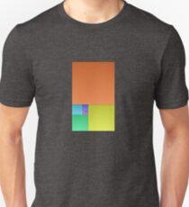 Golden Ratio Vivid Unisex T-Shirt