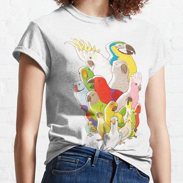 Parrot Party Classic T-Shirt