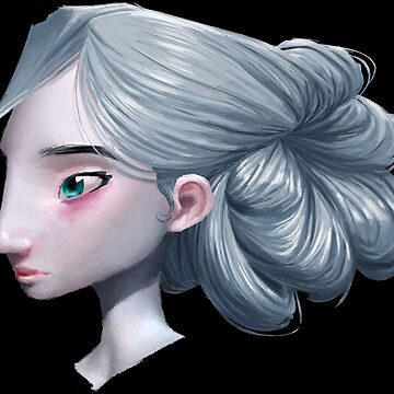 Art Girl by goblinight