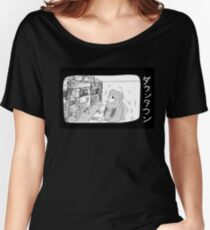 Downtown Tokyo Women's Relaxed Fit T-Shirt