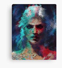 Ciri / Cyberpunk 2077 Canvas Print